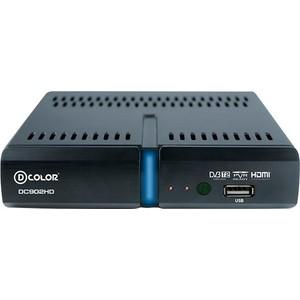 Тюнер DVB-T D-Color DC902HD