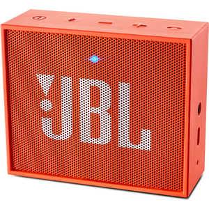Портативная колонка JBL GO orange