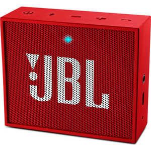 Портативная колонка JBL GO red колонка jbl xtreme red