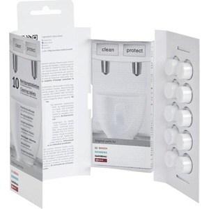Аксессуар Bosch Таблетки для очистки кофемашин от эфирных масел,10 штук (311769) интенсивный растворитель жира bosch 311297