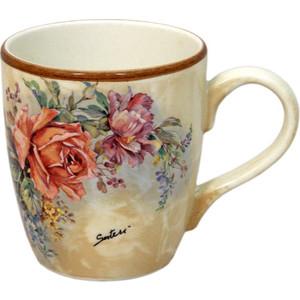 Кружка LCS Элианто (LCS934N-EL-AL) ваза для цветов lcs элианто цвет бежевый коричневый 30 см