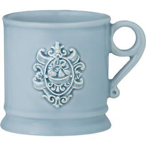 Кружка Nuova Cer Аральдо (NC8307-CRZ-AL) заварочный чайник голубой nuova cer аральдо nc8304 crz al