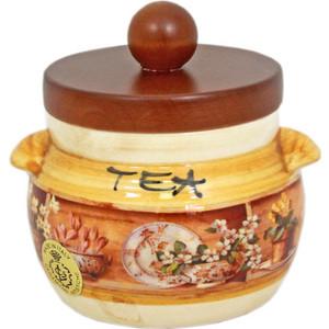 Банка для сыпучих продуктов (чай) LCS Кантри (LCS670PLTPR-AL)