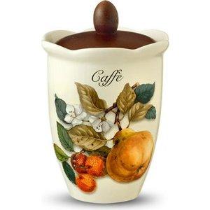 Банка для сыпучих продуктов (кофе) Nuova Cer Итальянские фрукты (NC7370_3-CEM-AL)