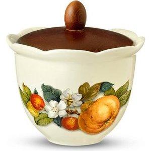 Банка для сыпучих продуктов Nuova Cer Итальянские фрукты (NC7384_6-CEM-AL)