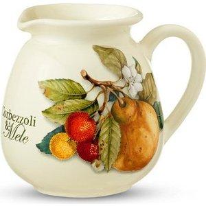 Сливочник 0.4 л Nuova Cer Итальянские фрукты (NC7361-CEM-AL) nuova cer сливочник итальянские фрукты