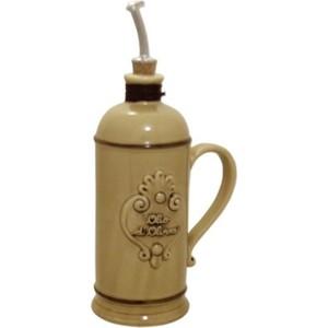 Емкость для масла бежевая 0.75 л Nuova Cer (NC9046-NCA-AL)