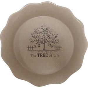 Блюдо круглое Terracotta Дерево жизни (TLY081-TL-AL) салатник terracotta дерево жизни диаметр 22 см