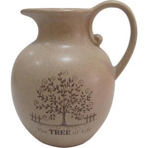 Кувшин Terracotta Дерево жизни (TLY1128-TL-AL) салатник terracotta дерево жизни диаметр 22 см