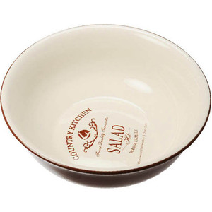 Салатник Terracotta Кухня в стиле Кантри (TLY308-CK-AL) чашка с блюдцем terracotta дерево жизни tly314s2 tl al