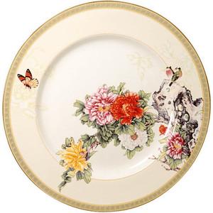 Тарелка обеденная Imari Японский сад (IMA0180H-1730AL) кружка осенний сад r2s611 seas al