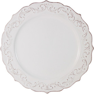 Тарелка обеденная Imari Винтаж (белый) (IMA0315H_1-DH157AL)