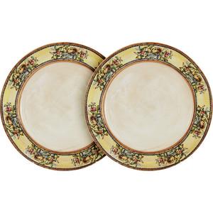 Набор из 2 десертных тарелок LCS Старая Тоскана (LCS353PF-OT-AL)