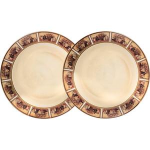 Набор из 2 десертных тарелок LCS Натюрморт (LCS353PFV-AL) набор тарелок натюрморт 2 шт