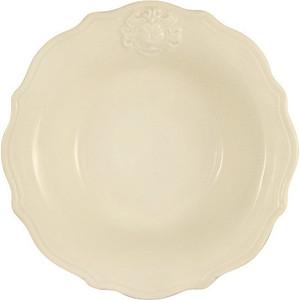 Тарелка суповая кремовая Nuova Cer Аральдо (NC8310_3-AVR-AL)