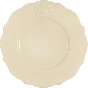 Тарелка закусочная кремовая Nuova Cer Аральдо (NC8310_4-AVR-AL)