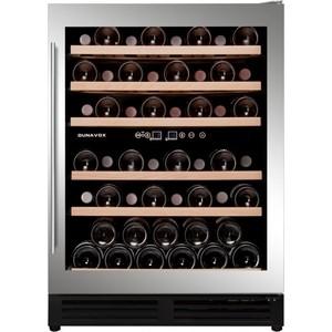 Винный шкаф Dunavox DX-51.150DSK/DP винный шкаф dunavox dx 19 58bk dp