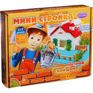 Настольная игра Bondibon Мини-стройка (BB1212)