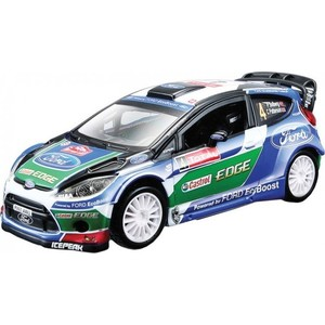 Фотография товара машинка Bburago Ралли - 2012 BP Ford Abu Dhabi Команда №4 металл (18-41039) (466876)