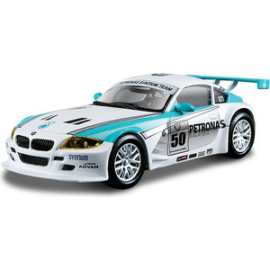 Игровой набор Bburago Ралли BMW Z4 M Coupe металл (18-38004)