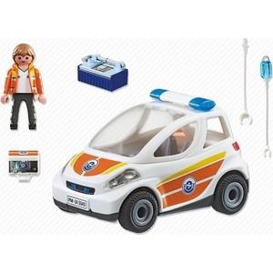 Игровой набор Playmobil Береговая охрана: Машина первой помощи (5543pm)