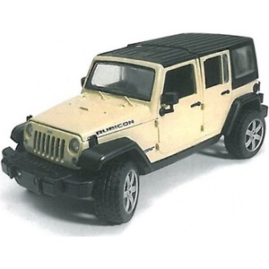 Внедорожник Bruder Jeep Wrangler Unlimited Rubicon 02-525