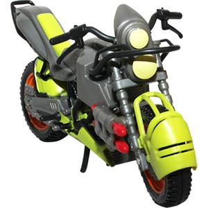 Мотоцикл Playmates Гоночный Черепашки-ниндзя (без фигурки) (94057) фигурки игрушки playmates toys гоночный мотоцикл черепашки ниндзя