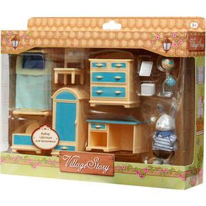 Игровой набор Village Story Детская комната мальчика (VS-204)