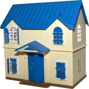 Игровой набор Village Story Домик с голубой крышей (VS-301)