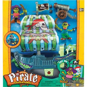 Игровой набор Keenway Игровой набор Приключения пиратов. Битва за остров (10755) набор строительных инструментов keenway