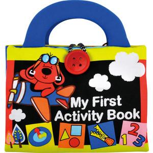 Развивающая игрушка K'S Kids Моя первая книжка-2 (KA666)