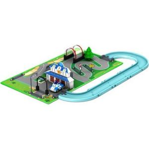 Игровой набор Poli Город: Штабквартира (83280) poli игровой набор мойка