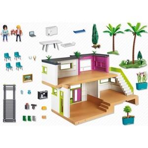 Игровой набор Playmobil Особняки: Современный роскошный особняк (5574pm)