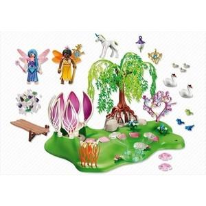 Игровой набор Playmobil Остров фей с волшебным жемчужным фонтаном (5444pm)