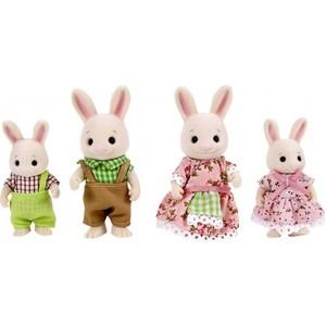 Набор фигурок Village Story Семья карамельных кроликов