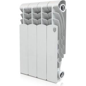 Радиатор отопления ROYAL Thermo алюминиевый Revolution 350/4 секции  royal thermo revolution 500 4 секции