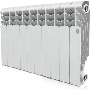 Радиатор отопления ROYAL Thermo алюминиевый Revolution 350/10 секций