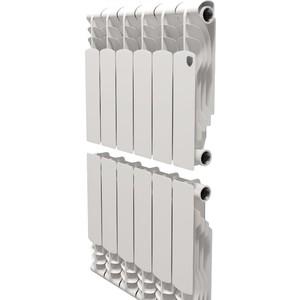 Радиатор отопления ROYAL Thermo биметаллический Revolution Bimetall 350/6 секций