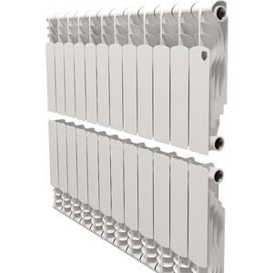 Радиатор отопления ROYAL Thermo биметаллический Revolution Bimetall 350/12 секций
