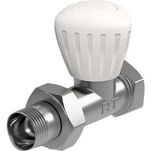 Вентиль ROYAL Thermo ручной регулировки прямой 3/4 (RTO 50004) коллектор royal thermo с регулировочными вентилями 3 4x1 2 4 выхода rto 62004