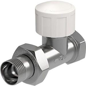 Вентиль ROYAL Thermo термостатический прямой для радиатора 1/2'' (RTE 50013)