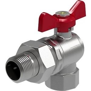 Кран ROYAL Thermo шаровый угловой Optimal 1 НР/ВР с разъемным соединением (RTO 07025) кран шаровый royal thermo expert 3 4 нв стальной рычаг