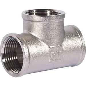Тройник ROYAL Thermo гайка-гайка-гайка 1 1/4 (RTO 12004) royal thermo axio press прямое с наружной резьбой 40x1 1 4 rte 40 003