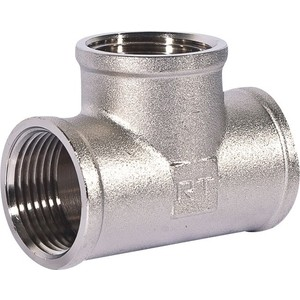 Тройник ROYAL Thermo гайка-гайка-гайка 1 1/4 (RTO 12004) клапан royal thermo optimal обратный 2 rto 07037