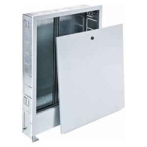 Коллекторный шкаф ROYAL Thermo встроенный 670х125х744 (ШРВ-3)