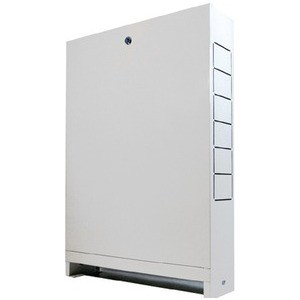Коллекторный шкаф ROYAL Thermo наружный 651х120х553 (ШРН-2)