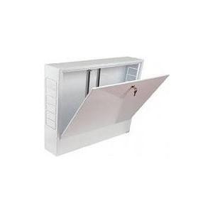 цены Коллекторный шкаф ROYAL Thermo наружный 651x120x1153 (ШРН-6)