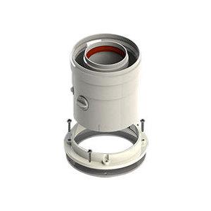 Адаптер ROYAL Thermo вертикальный d60/100L (El Bs F NF U)