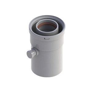 Конденсатоотводчик ROYAL Thermo горизонтальный d60/100