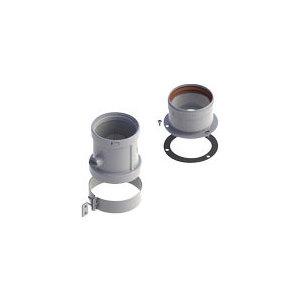 Адаптер ROYAL Thermo разделительный двухблочный d80 (Bx кроме Main 5 Eco Compact D-D MS D-D MSL) d